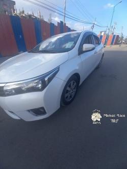 Toyota :- Corolla